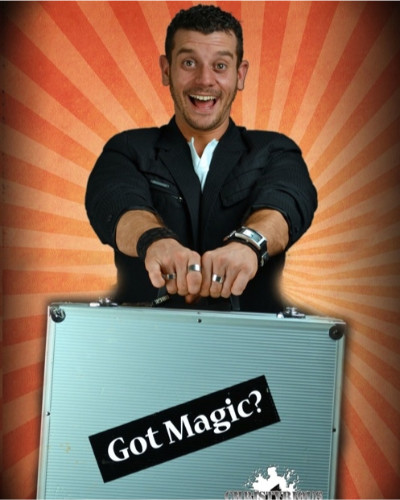 magic show all ages