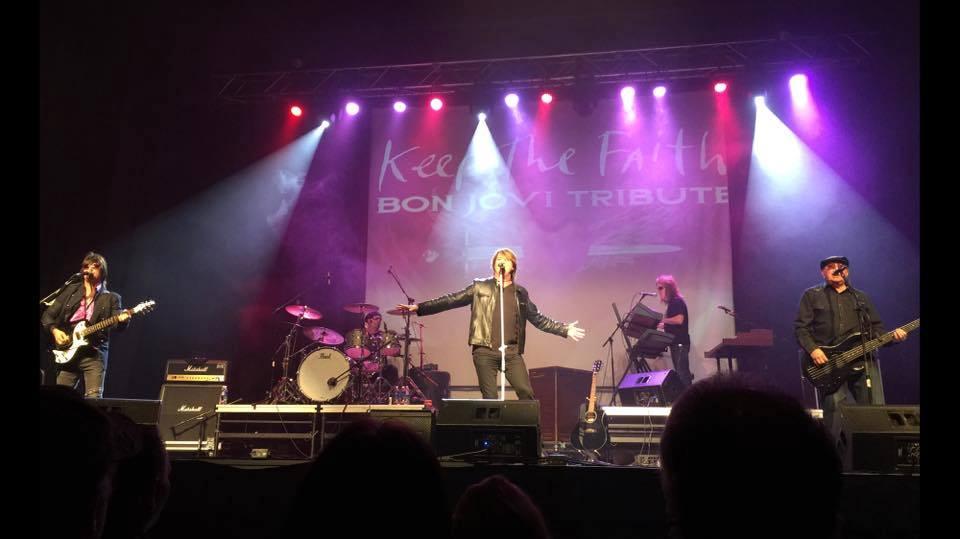Ontario's Bon Jovi Tribute Show