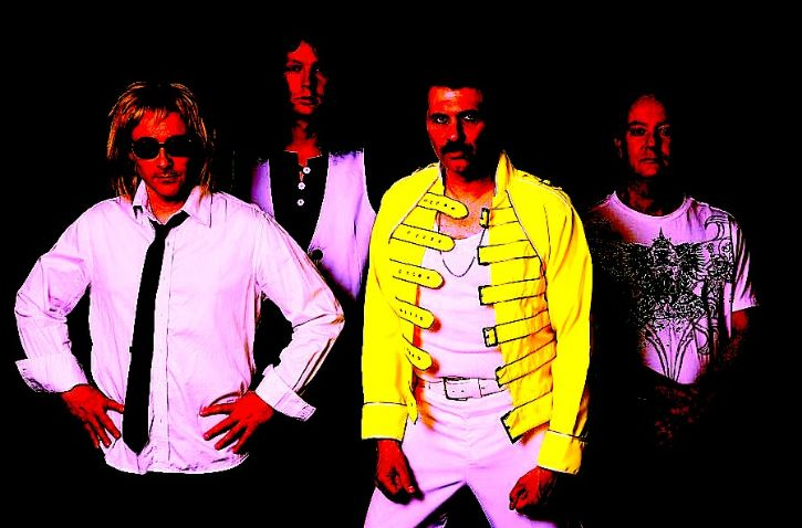 Simply Queen band Members